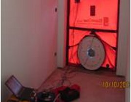 blower door test _rit