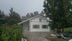 casa nel bosco Biella